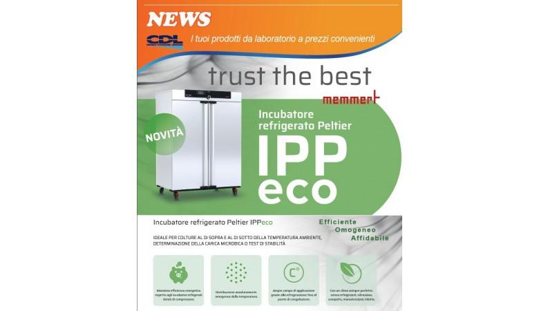 Trust the best Memmert IPPeco