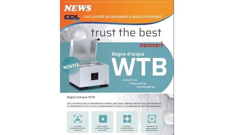 Trust the best Memmert WTB