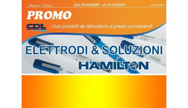 ELETTRODI E SOLUZIONI HAMILTON